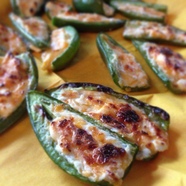 Cheesy Jalapeno Poppers