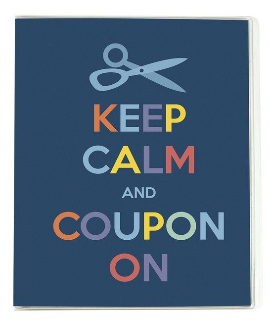 Cheap Inexpensive Affordable Coupon Binder