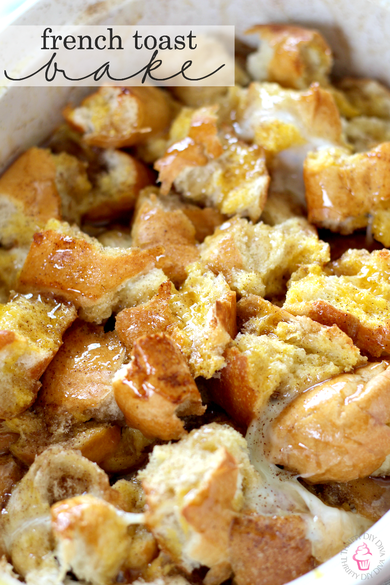 French Toast Bake Recipe 1