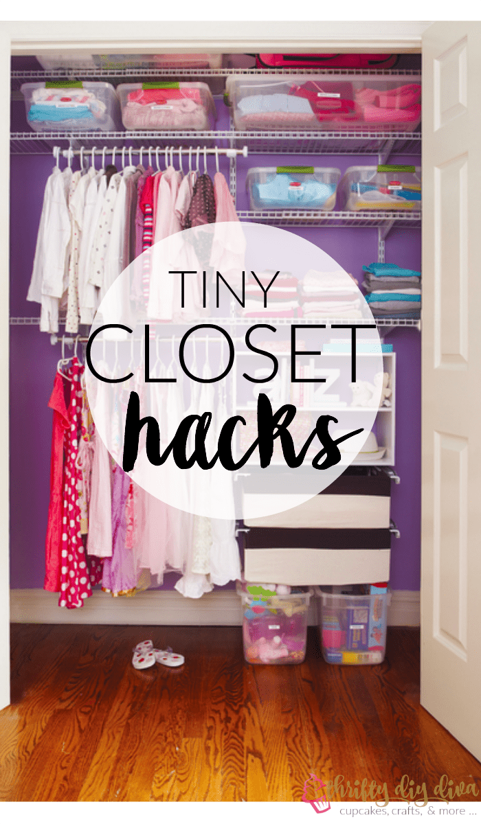Brilliant lifehacks to organize your tiny closet for How do you organize your closet