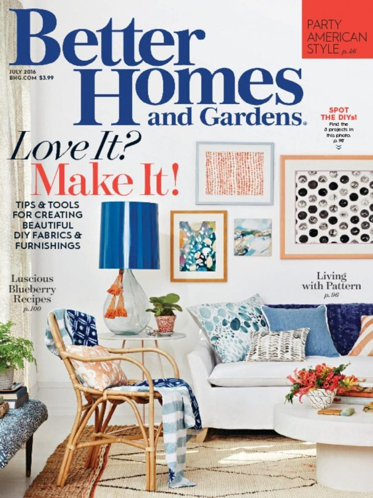 Better Homes & Gardens Magazine Subscription Deals