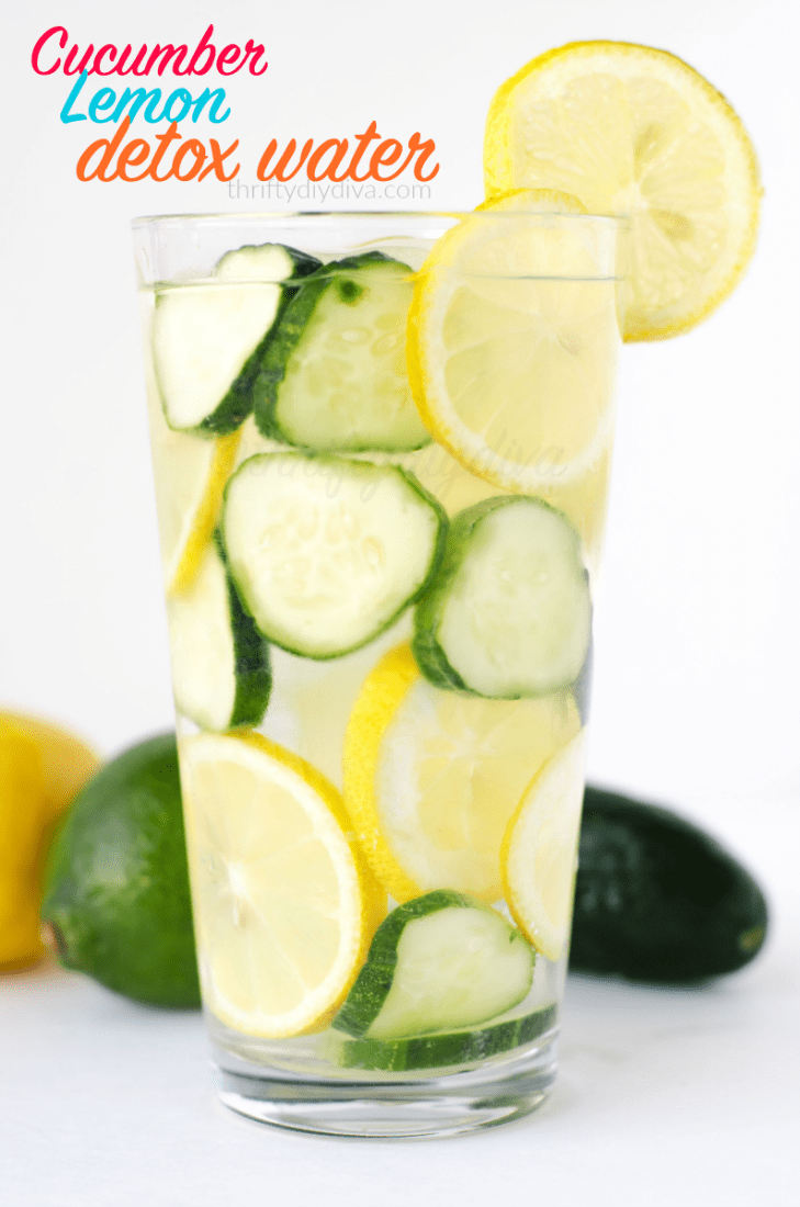 benefits of detox water Avoid drinking lemon in water that is ice cold because it may hinder the digestive benefits of the lemon in addition, even though your body will heat up the ice cold lemon water, it requires more energy and more work for the body.